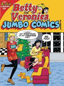 [Betty & Veronica: Jumbo Comics Digest #268 (Product Image)]