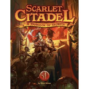 [Scarlet Citadel (5th Edition) (Product Image)]