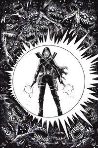 [Nocterra #5 (Cover F Francavilla Black & White Variant) (Product Image)]