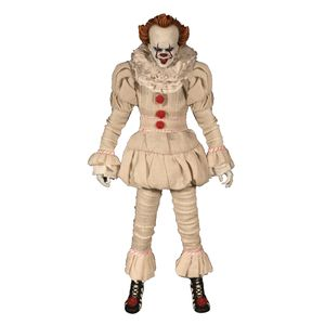 [IT (2017): One: 12 Collective Action Figure: Pennywise (Product Image)]