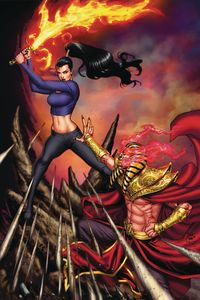 [Grimm Fairy Tales: Dance Of The Dead #6 (Cover B Casas) (Product Image)]