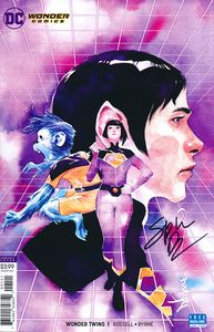 [Wonder Twins #1 (Variant Signed Edition) (Product Image)]