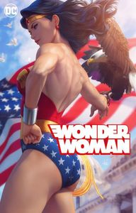 [Wonder Woman #750 (Artgerm Collectibles Exclusive) (Product Image)]
