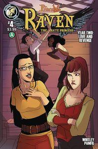 [Princeless Raven: Year 2 #4 (Love & Revenge) (Product Image)]