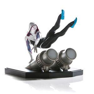 [Spider-Gwen: Battle Diorama Series Statue (Product Image)]