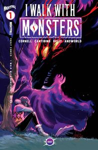 [I Walk With Monsters #1 (Cover E Andolfo Deluxe Foil Variant) (Product Image)]