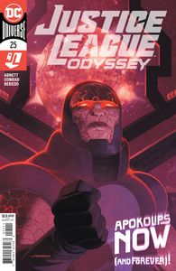 [Justice League: Odyssey #25 (Product Image)]