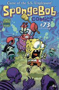 [SpongeBob Comics #73 (Product Image)]