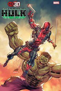 [Immortal Hulk #45 (Liefeld Deadpool 30th Variant) (Product Image)]