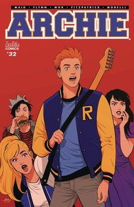 [Archie #32 (Cover A Mok) (Product Image)]