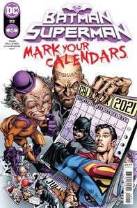 [Batman/Superman #22 (Cover A Ivan Reis & Danny Miki) (Product Image)]