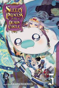 [Sleepy Princess In The Demon Castle: Volume 5 (Product Image)]