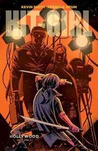 [Hit-Girl: Season Two #3 (Cover A Francavilla) (Product Image)]