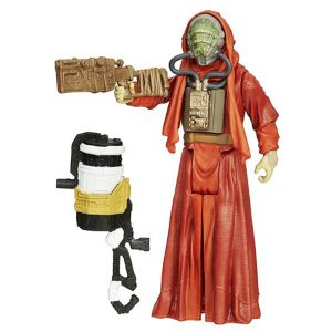 [Star Wars: The Force Awakens: Wave 2 Snow & Desert Action Figures: Sarco Plank (Product Image)]