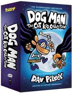 [Dog Man The Cat Kid Collection (Hardcover) (Product Image)]
