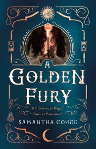 [A Golden Fury (Hardcover) (Product Image)]