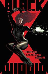 [Black Widow By Kelly Thompson (Product Image)]