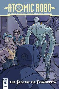 [Atomic Robo: Spectre Of Tomorrow #4 (Cover A Wegener) (Product Image)]