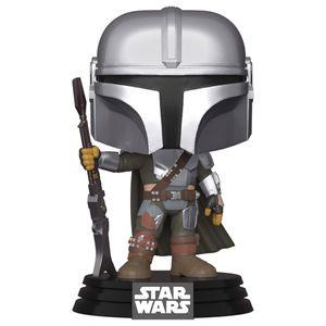 [Star Wars: The Mandalorian: Pop! Vinyl Figure: The Mandalorian (Product Image)]