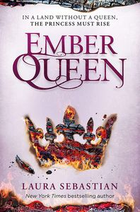 [The Ash Princess Trilogy: Book 3: Ember Queen (Product Image)]