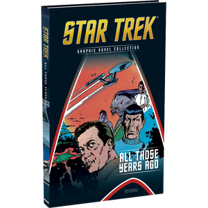 [Star Trek: Graphic Novel Collection: Volume 105: Star Trek: All Those Years Ago (Product Image)]