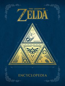 [The Legend Of Zelda: Encyclopedia (Hardcover) (Product Image)]