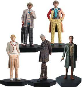 [Doctor Who: Mid-Era Doctors Set (Product Image)]