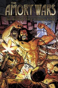 [The Amory Wars: The Second Stage Turbine Blade (Hardcover) (Product Image)]
