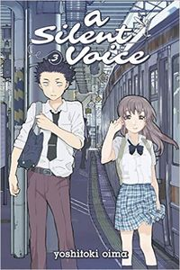 [A Silent Voice: Volume 3 (Product Image)]