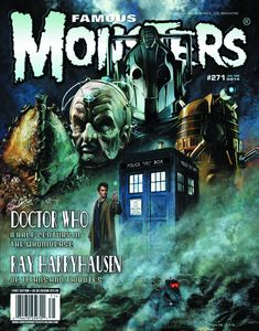 [Famous Monsters Of Filmland #271 (Doctor Who Cover) (Product Image)]
