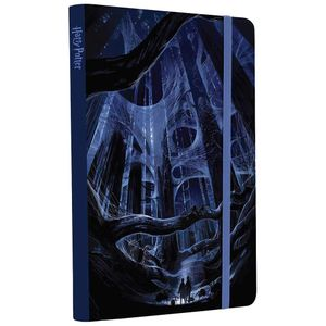 [Harry Potter: Aragog Softcover Notebook (Product Image)]