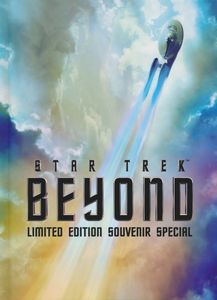 [Star Trek Beyond: Limited Edition Souvenir Special (Hardcover) (Product Image)]