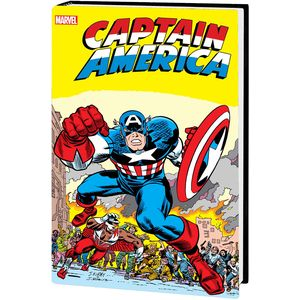 [Captain America By Jack Kirby: Omnibus (Madbomb Cover New Printing Hardcover) (Product Image)]
