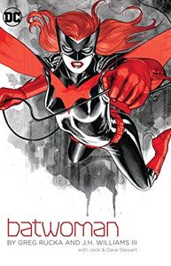 [Batwoman By Greg Rucka & JH Williams III (Product Image)]