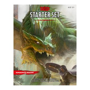 [Dungeons & Dragons: RPG Starter Set (Product Image)]