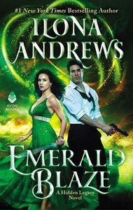 [A Hidden Legacy: Book 5: Emerald Blaze (Product Image)]