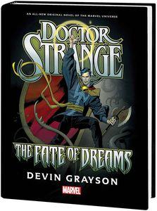 [Doctor Strange: Fate Of Dreams (Prose Novel - Hardcover) (Product Image)]