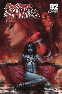 [Red Sonja: Age Of Chaos #2 (Cover A Parrillo) (Product Image)]