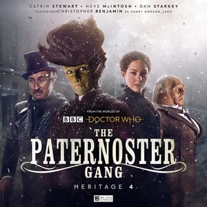 [Doctor Who: The Paternoster Gang: Heritage 4 (Product Image)]