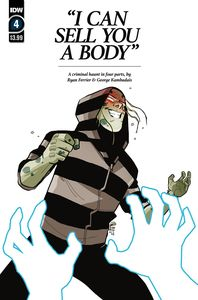 [I Can Sell You A Body #4 (Cover A Kambadais) (Product Image)]
