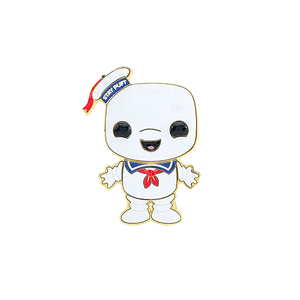 [Ghostbusters: Pop! Enamel Pin: Stay Puft (Product Image)]