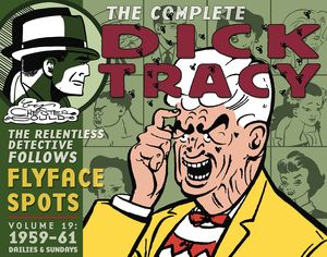 [Complete Chester Gould's Dick Tracy: Volume 19 (Hardcover) (Product Image)]