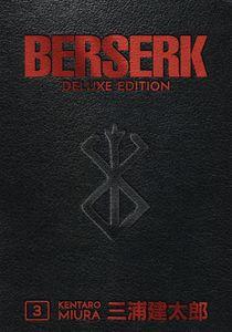 [Berserk: Deluxe Edition: Volume 3 (Hardcover) (Product Image)]