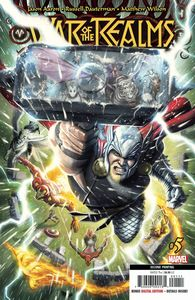[War Of The Realms #5 (2nd Printing Dauterman Variant) (Product Image)]