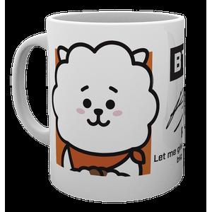 [BT21: Mug: RJ (Product Image)]