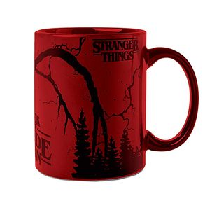 [Stranger Things: Metallic Mug: Mind Flayer (Product Image)]