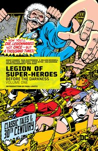 [Legion Of Super Heroes: Volume 1: Before The Darkness (Product Image)]