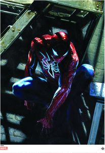 [Marvel Comics: Giclee Print: Spider-Man By Gabriele Dell'Otto (Amazing Spider-Man #3 Variant) (Product Image)]