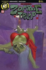 [Zombie Tramp: Ongoing #82 (Cover C Andrew Herman) (Product Image)]