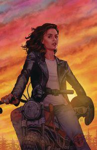 [Buffy The Vampire Slayer: Faith #1 (Wada Foil Variant) (Product Image)]